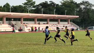 ALPS Rugby Eagles National School Games (Bowl Challenge) ALPS VS vs Bukit Timah Primary School