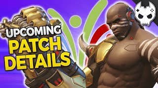 Overwatch - NEW PATCH OVERVIEW - Doomfist + Summer Games