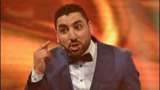 Bouziane |Housayan amadokar ino-بوزيان يسخر من صديقه حسين