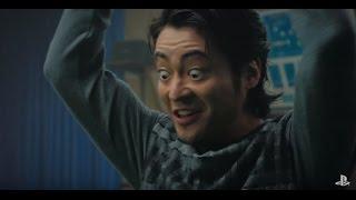 【繁中】PS4 CM「山田與太賀與巨大的...」篇