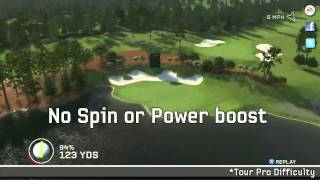 Pro Difficulty Tutorial in Tiger Woods PGA TOUR 12: The Masters