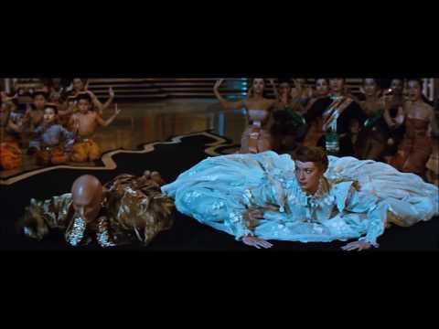 The King And I (1956) - Anna's Prayer Dress