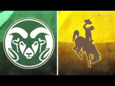 Football vs. Colorado State Highlights (11-4-17)