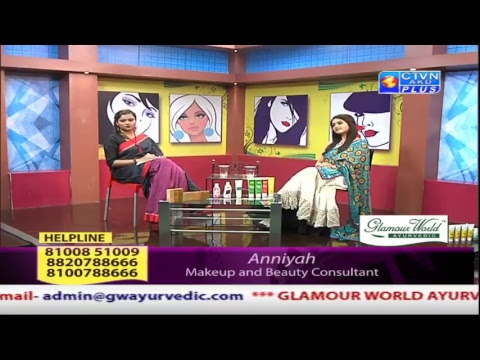 GLAMOUR WORLD   CTVN Programme on MAY 16, 2018 At 6.00 pm