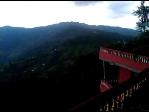 Nepal 2012 - Nagar Kote hill station in Nepal