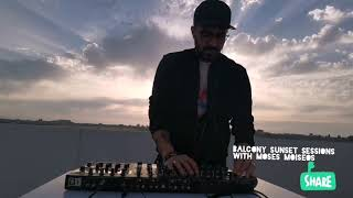 Moses Moiseos pres. BALCONY SUNSET SESSIONS 08