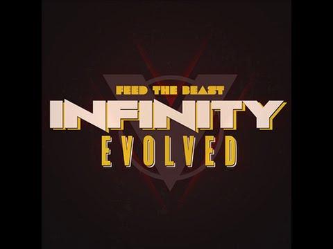 FTB Infinity Expert Mode Ep8 Logistics