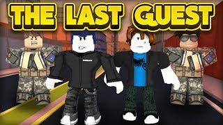 THE LAST GUEST 2 IN JAILBREAK! (ROBLOX Jailbreak)