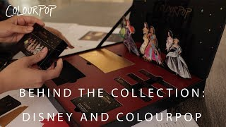 Behind The Collection: Disney and ColourPop