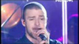 Justin Timberlake Live in Paris 05 -Love Stoned/I Think She Knows