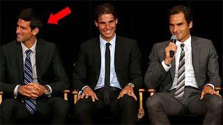 This is Why Novak Djokovic is NOT as Loved as Federer & Nadal
