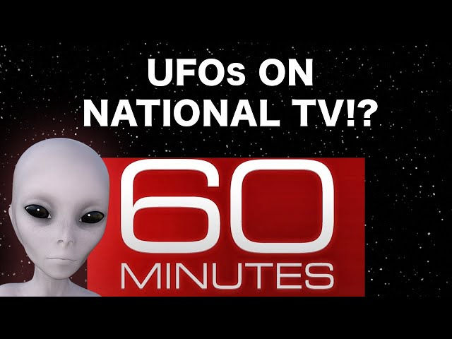 Huge UFO Announcement Coming SOON?!