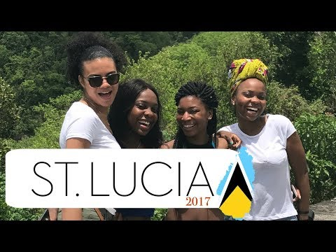 TRAVEL VLOG ST LUCIA 2017 | IT SMELLS LIKE BOILED EGGS (ÇA SENT LES OEUFS BOUILLI)