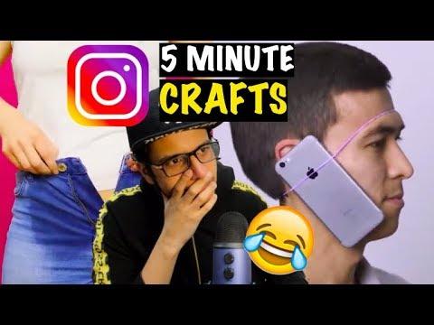 "Awful ""5 Minute Crafts"" Instagram Fashion Hacks"