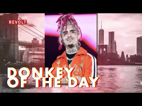 Lil Pump | Donkey Of The Day Mp3