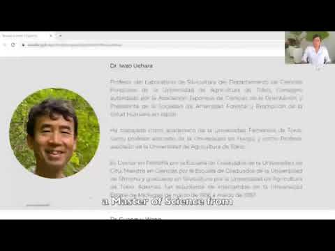 Terapia Forestal · 14 Octubre 2020 · Segundo día