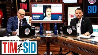 Kevin Bieksa On Battle Of Alberta, Depth Of The Canucks | Tim and Sid