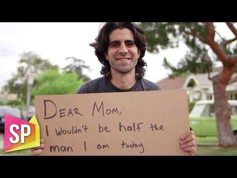 What's One Thing You Want to Say to Your Mom?