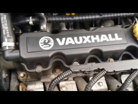 Vauxhall Camshaft Replacement Youtube