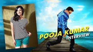 Exclusive interview with Pooja Kumar on Uttama Villain | Galatta Tamil