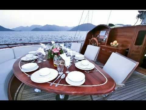 yacht hire turkey