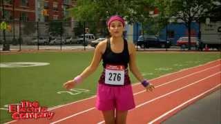 Jenny Slate - Follow Through - Comic Cam (The Electric Company)
