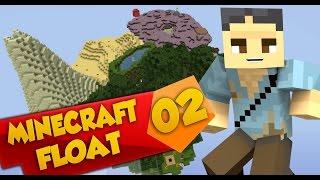 MINECRAFT : FLOAT - IL MONUMENTO LEGGENDARIO!! #2