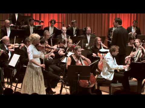 Lampenius-Rosefield-Jablonski: Beethoven Triple Concerto, Part 1