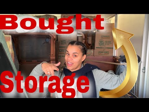 WE BOUGHT A SHIPPING CONTAINER!! 1000 dollar Investment