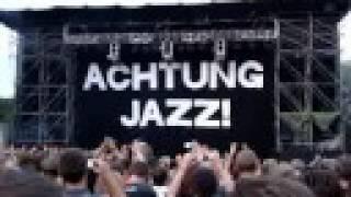 Die Ärzte - Intro Theme + Himmelblau - Burg Clam 21.8.08 live