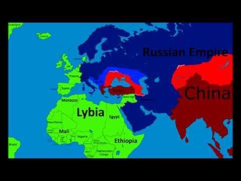 Alternate Future of Europe 5: Rise of China