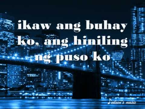 Ikaw ang Buhay Ko by Kris Lawrence