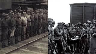 Смотреть видео Бунт чехословацкого корпуса: когда началась Гражданская война в России онлайн
