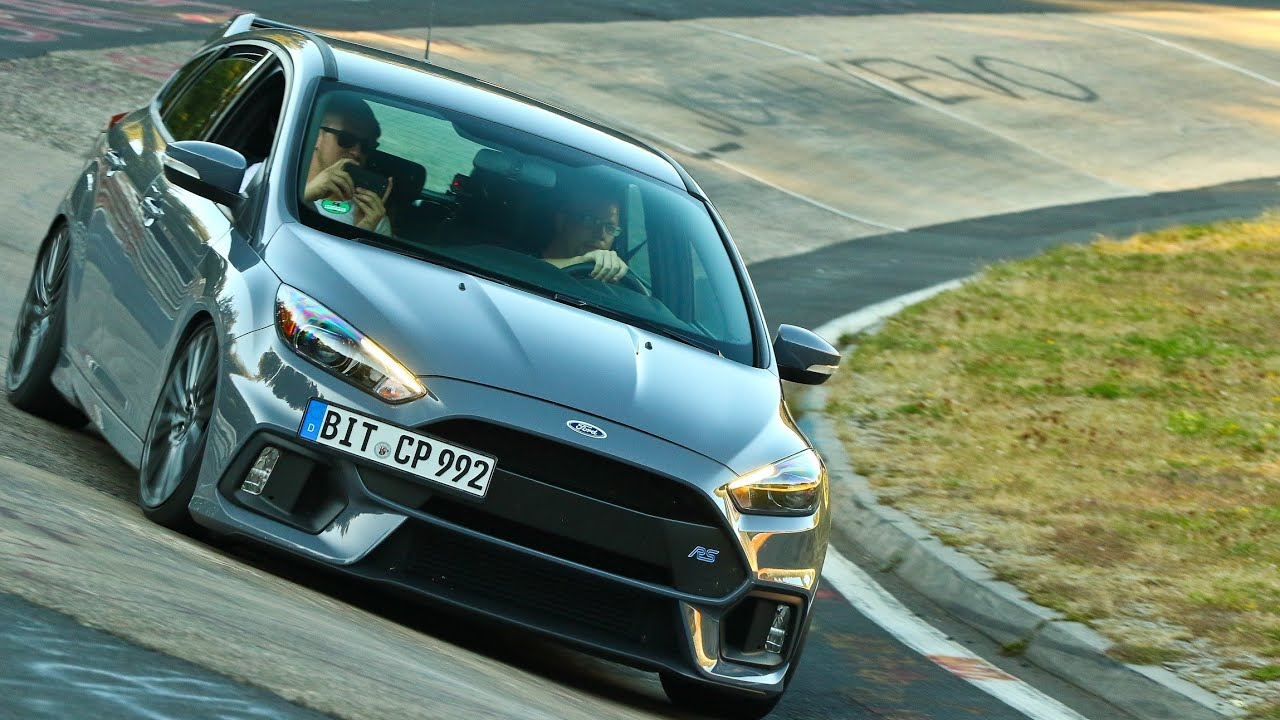 New Fastest Lap In My 2017 Focus Rs 11 08 2018 Nurburgring Nordschleife