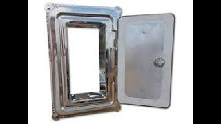 Jak zamontować drzwiczki wyczystki? | Budowa domu krok po kroku