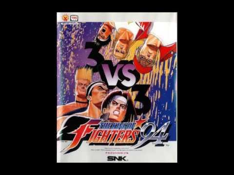 KOF'94 - Slum No. 5 (USA Sports Team Theme) (United States) OST