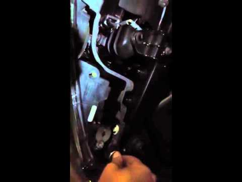 Headlight Embly Removal 2000 Bonneville