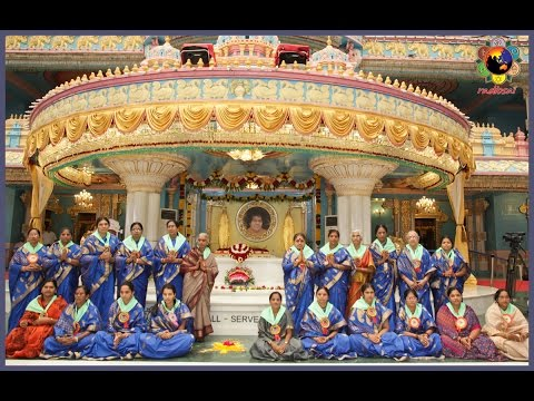 Music Programme by Devotees from West Godavari District - 20 Oct 2014