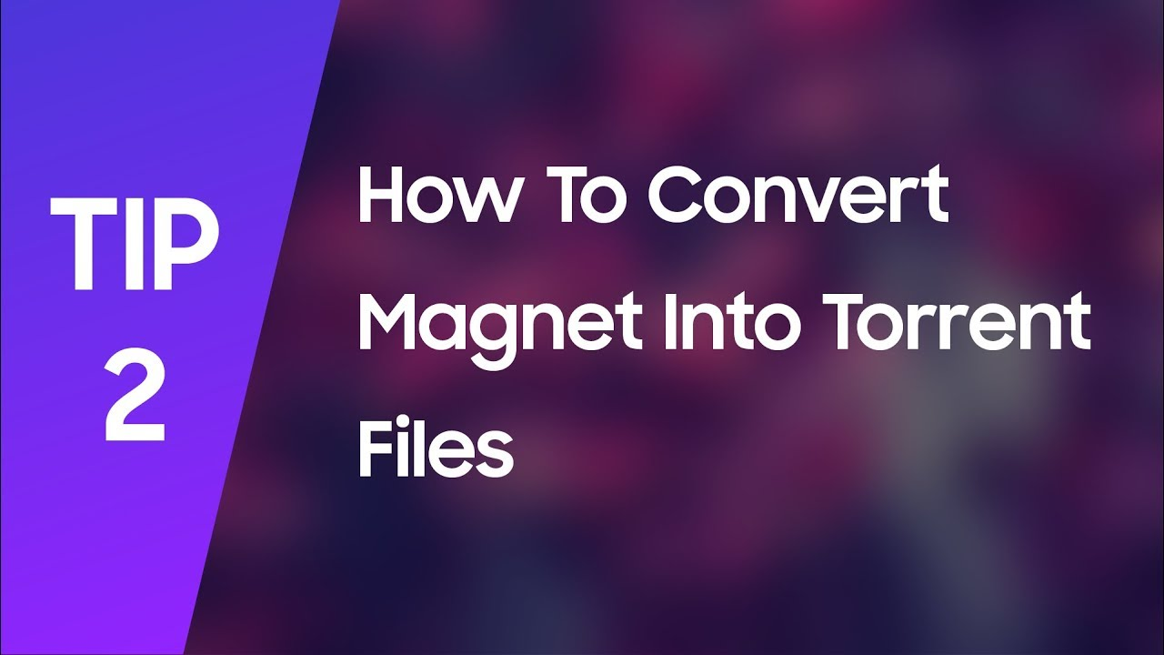 how to watch magnet url