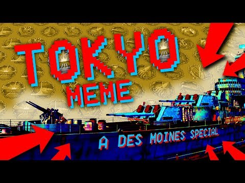 TOKYO MEME | World Of Warships | Random Acts Of Ownage #12