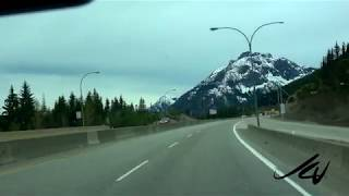 Angry Canadian Take 2 - May 16, 2020 - Long Weekend Road trip to Vancouver part 1 Kelowna to Merritt