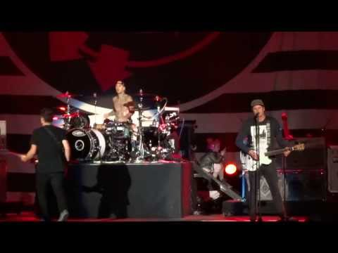 blink182  Carousel, Dammit and Family Reunion  in San Diego 92013