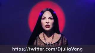 Видеообращение Джулии Ванг по поводу фейков и реальных аккаунтов