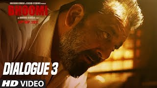 Tuje Har Din Maaruga, Har Second Maruga: Bhoomi (Dialogue Promo 3) | Sanjay Dutt | Aditi Rao Hydari