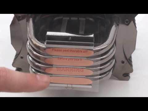 Review: Xigmatek Thors Hammer Hybrid HDT CPU Cooler