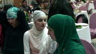 Мусульманская Аварская свадьба в Волгограде