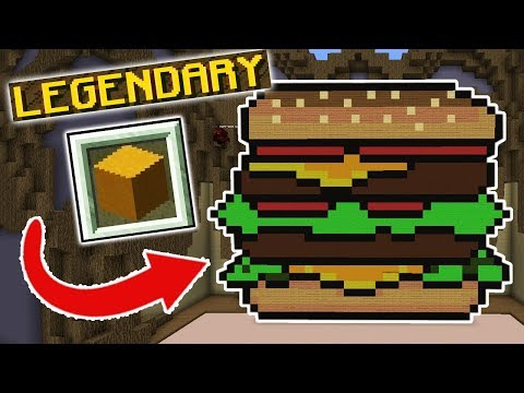 ONLY 2D PIXEL ART CHALLENGE! (Minecraft Build Battle)