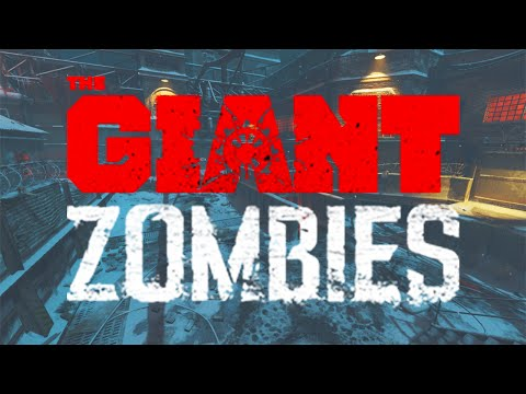 Black Ops 3 Zombies: The Giant - Round 39 Three Player High Round Attempt!