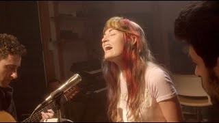 Such Great Heights - The Postal Service (acoustic cover) ft. Lauren Ruth Ward!