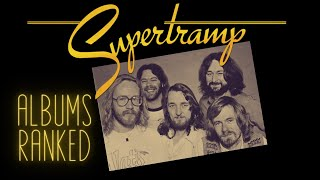 Supertramp Albums Ranked From Worst to Best